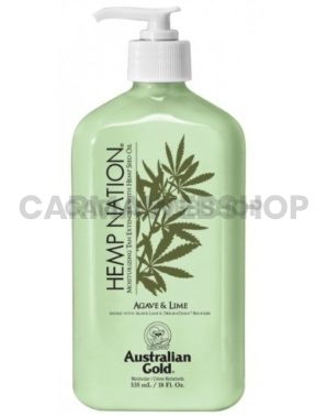 Australian Gold Hemp Nation Agave & Lime Body Lotion™