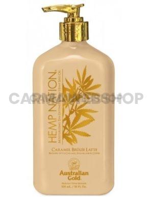 Australian Gold Hemp Nation Caramel Brulee Latte Body Lotion™