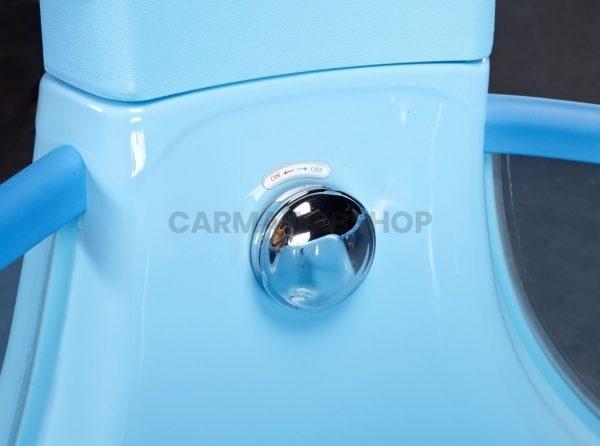 Baby Whale Spa - Blauw & Wit