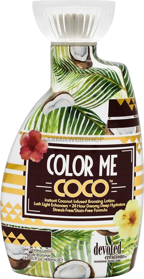 Devoted Creations Color Rush Color Me Coco + GRATIS AFTERSUN