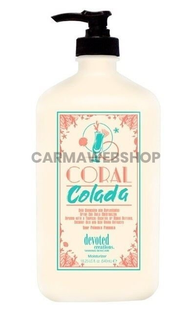 Devoted Creations Coral Colada