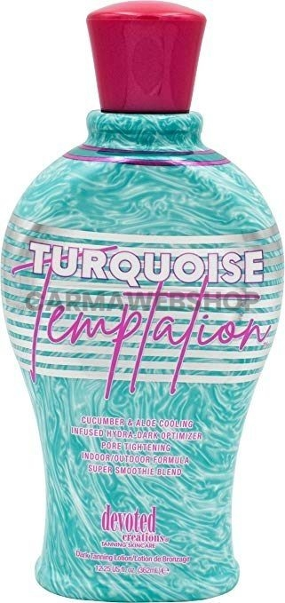 Devoted Creations DC Collection Turquoise Temptation + GRATIS AFTERSUN