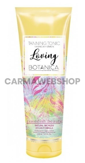 Swedish Beauty Botanica Loving Tanning Tonic™ + GRATIS AFTERSUN