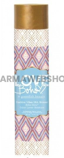 Swedish Beauty Love Boho™ Positive Vibes DHA Bronzer™ + GRATIS AFTERSUN