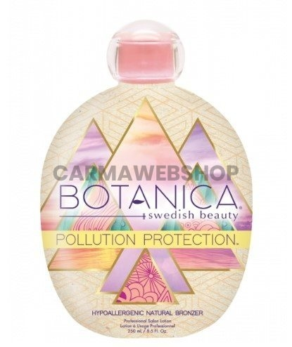 Swedish Beauty Pollution Protection™ Natural Bronzer Formule + GRATIS AFTERSUN